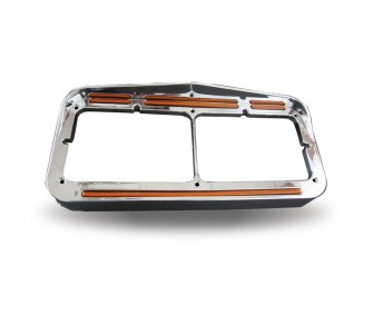 Headlight Bezels (4)
