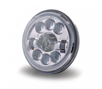 Round LED Headlights (9)