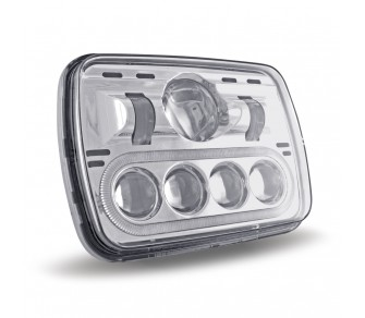 "5"" x 7"" LED Headlights (3)"