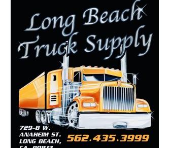 Long Beach Truck Supply T Shirt Long Sleeve Ver 2 (0)